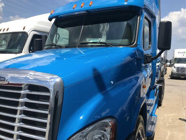 2015 Freightliner Cascadia -