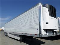 2017 Utility Reefer-2 Axle