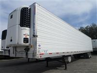 2009 Utility Reefer-2 Axle