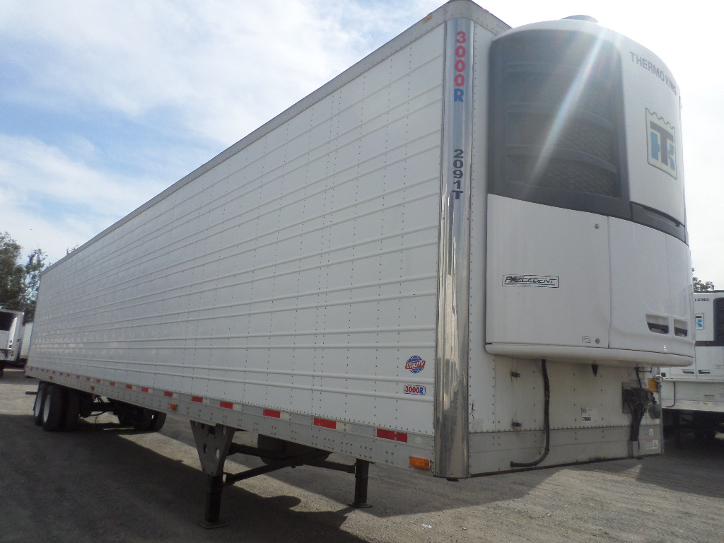 2013 Utility Reefer-2 Axle