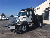 2018 International 7400 SFA 4X2