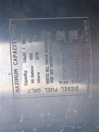 2021 International MV607 SBA 4X2