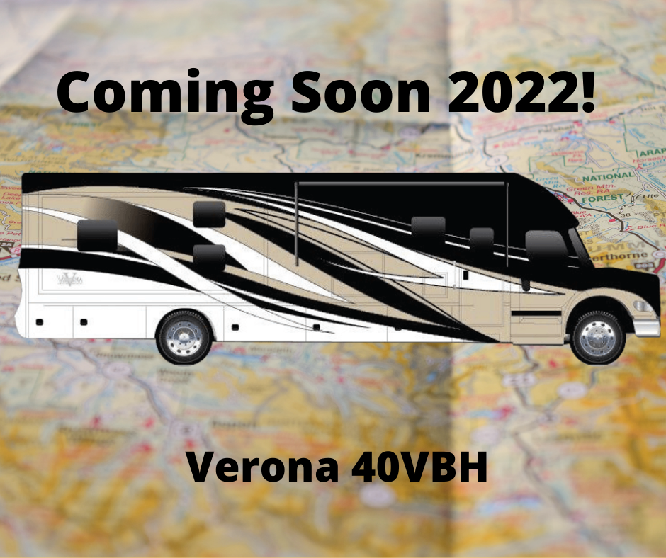 2023 Renegade Verona 40VBH