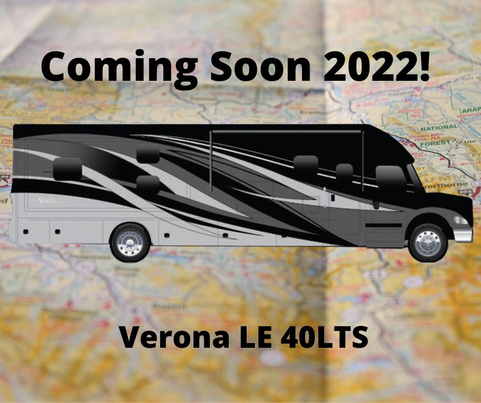 2023 Renegade Verona LE 40LTS