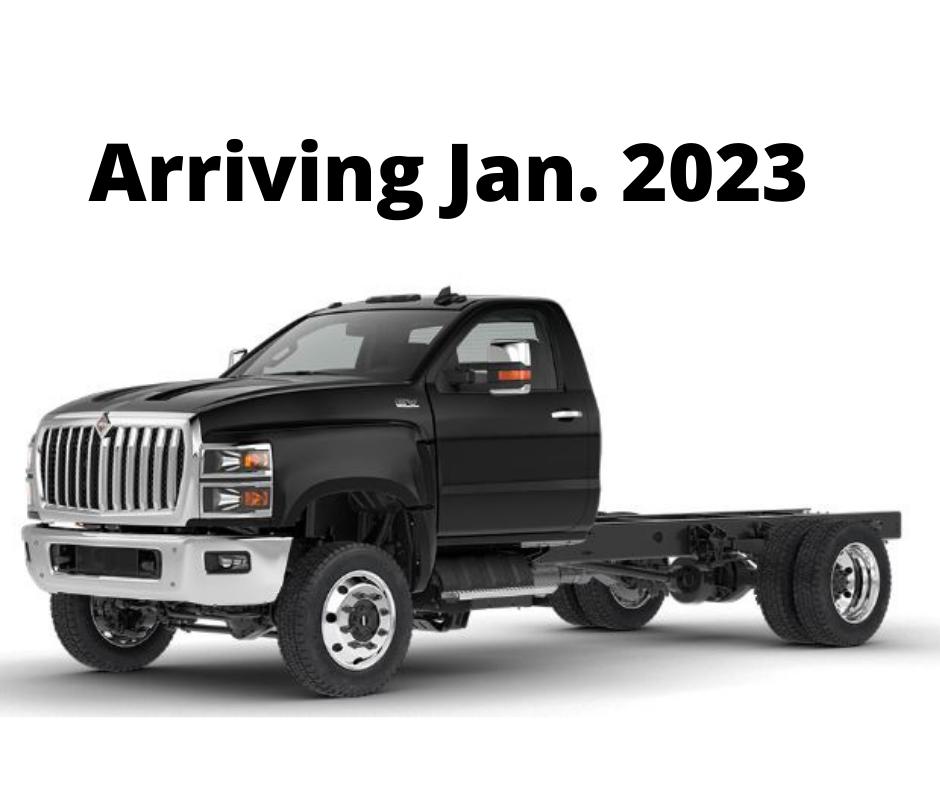 2022 International CV515 SFA 4X4