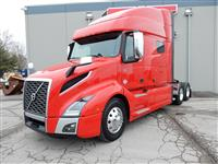 New 2019 Volvo VNL64T740 for Sale