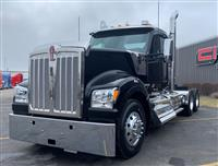 New 2021 Kenworth W990 for Sale