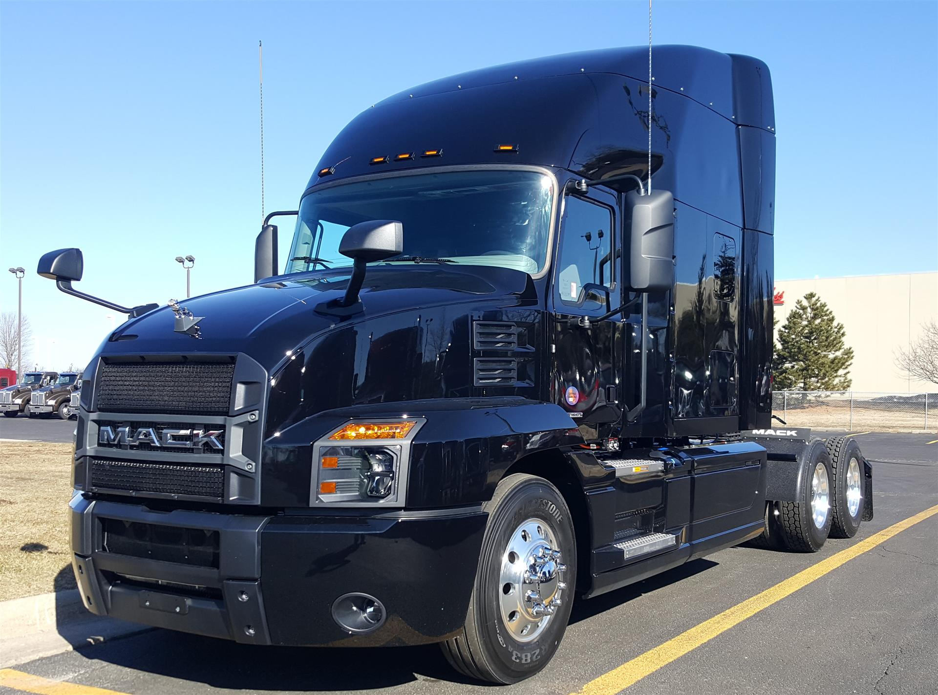 Mack Trucks For Sale >> 2020 Mack Anthem 64t Semi Truck Loves Park Il