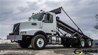 2012VolvoVHD200 ROLL OFF ROLL OFF TRUCK