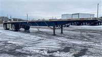 2000 Utility 48' FLAT BED COMBO