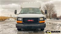 2012 GMC 3500 SAVANA CAMION FOURGON