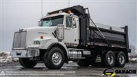 2008 Western Star 4900SA CAMION DOMPEUR 10 ROUES