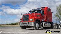 2012 Mack CHU613 PINNACLE