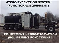2012Peterbilt367 HYDRO-EXCAVATION DRAGAGE E