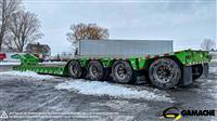 2018 GLOBE TRAILER 53' FARDIER GTBN553-53-24-HGG