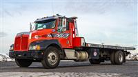 2001 Kenworth T300 REMORQUEUSE  TOWING