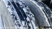 2012 MIDLAND MG37SK3400X 37' DUMP TRAILER