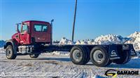 2015 Mack GU433 GRANITE