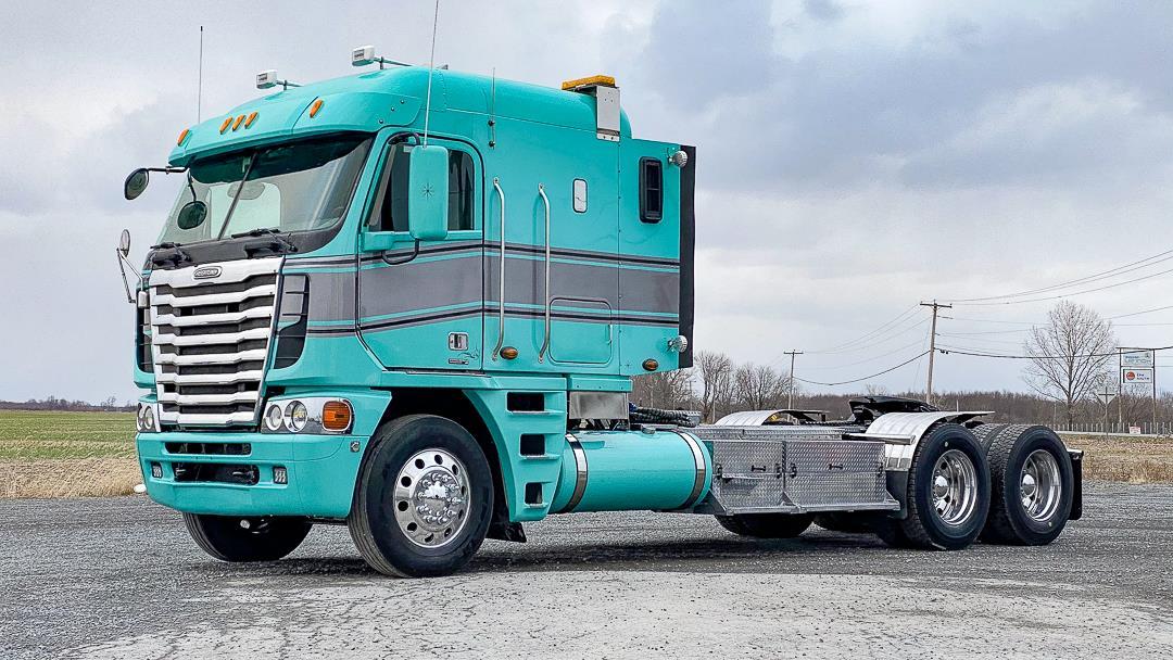 2012 Freightliner Argosy