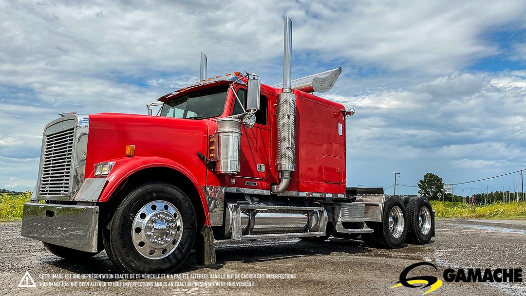 2000 Freightliner CLASSIC  FLD 120