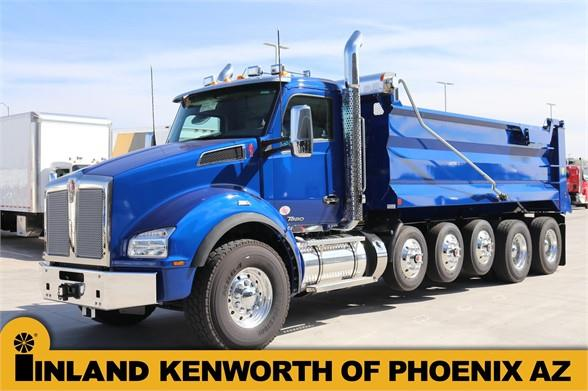 2019 Kenworth T880 Dump Truck - Tolleson, AZ