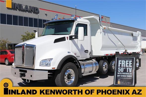 2019 Kenworth T880