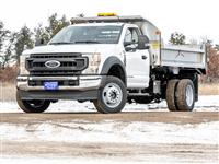 2020 Ford F550