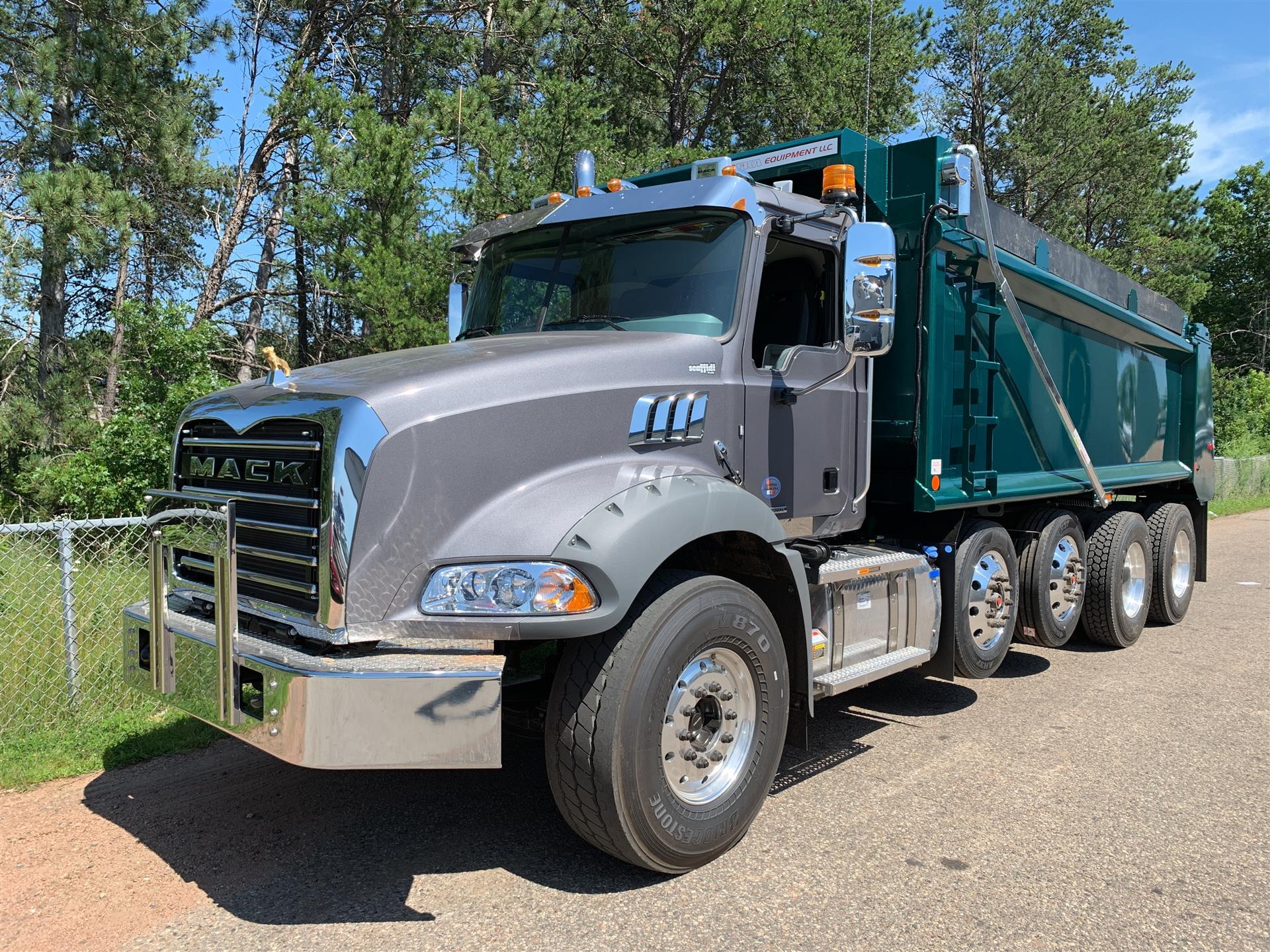 2020 Mack Granite 64BR