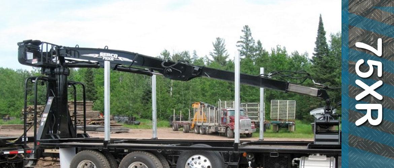 2020 Serco 75XR Truck Mount