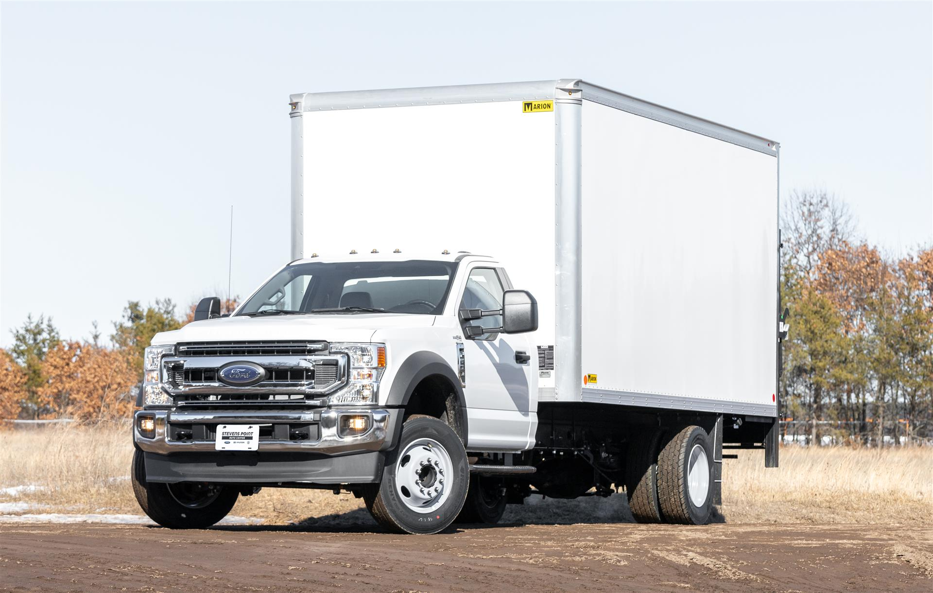 2021 Ford F600
