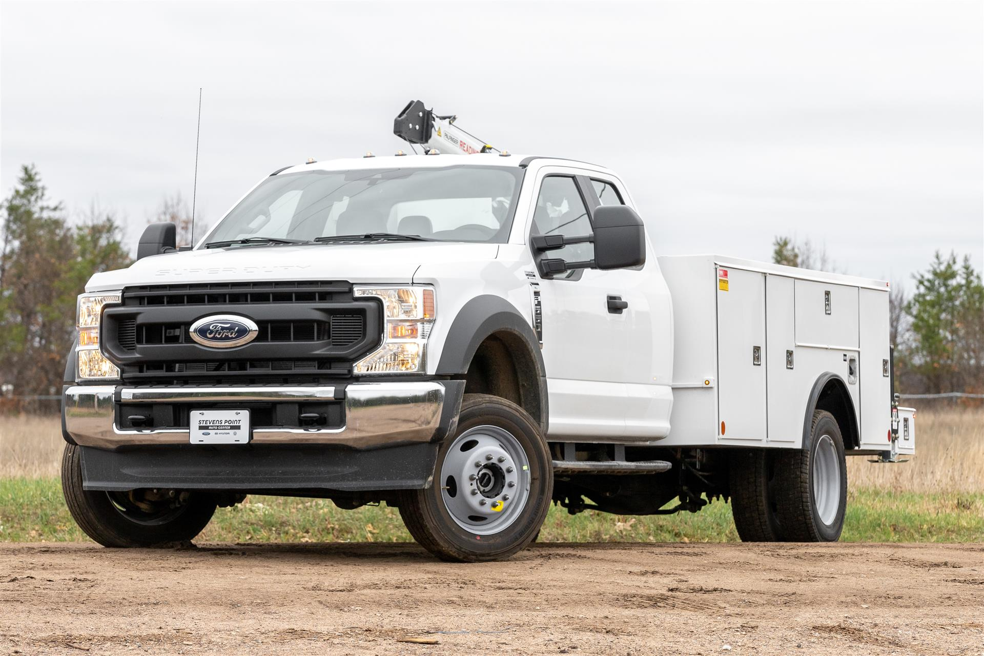 2021 Ford F550