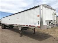 2010 WILSON 2010 GRAIN TRAILER, AG HOPPERS