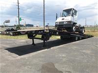 2020TRAIL-EZETE801 40 Ton Slide Axle