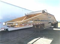 1997 LOAD KING 40' BELLY DUMP, ORIGINATOR, FL
