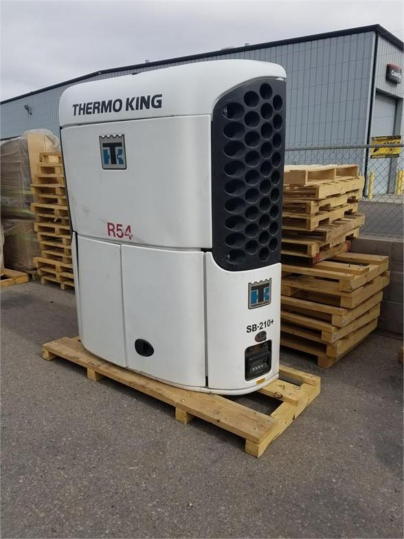 2010 Thermo King sb210 unit, 17,154 hours