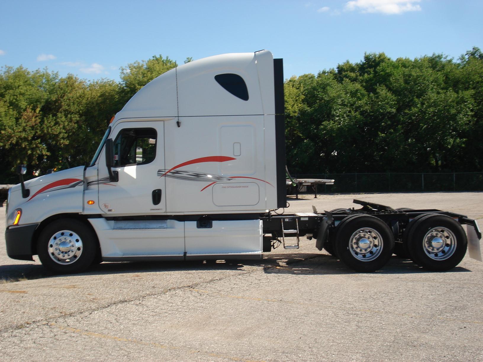 2012 Freightliner Cascadia