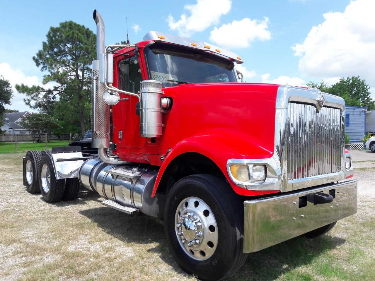 2008 International 5900i