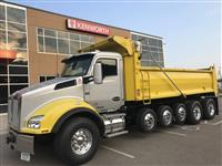 Used 2018 Kenworth T880 for Sale