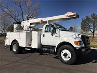 Used 2007FordF750 for Sale