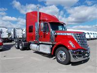New 2015 International LoneStar for Sale