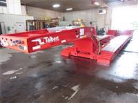 2022 Talbert 55 TON HRG  W/ REAR  FENDERS