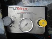 2019 Talbert 25 TON TRI AXLE   W/ AIR LIFT