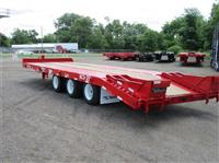 2020 Talbert 25TON TRI AXLE   W/ AIR LIFT