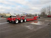 2019 Talbert 55 TON DROP SIDE  HRG