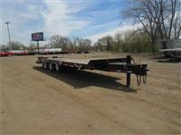 2019 Talbert 25 TON TRI AXLE  W/ AIR LIFT