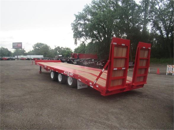 2020 Talbert 25 ton tilt tri axle art