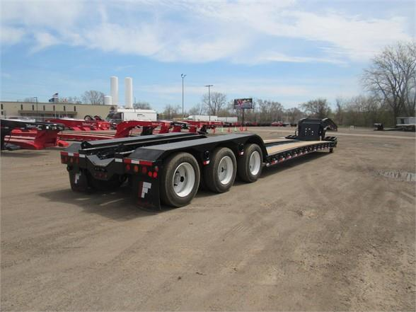 2020 Fontaine 55TON HRG LOW BOY W/REAR BRIDG