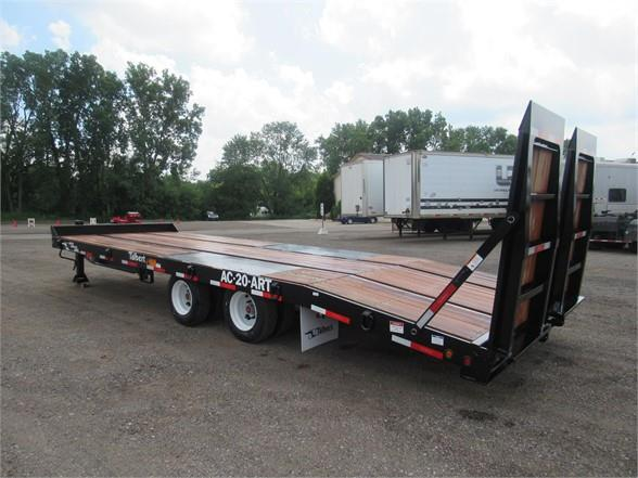 2020 Talbert 20 ton tilt tandem axle art