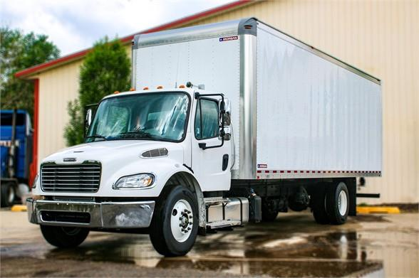 Freightliner Box Trucks For Sale