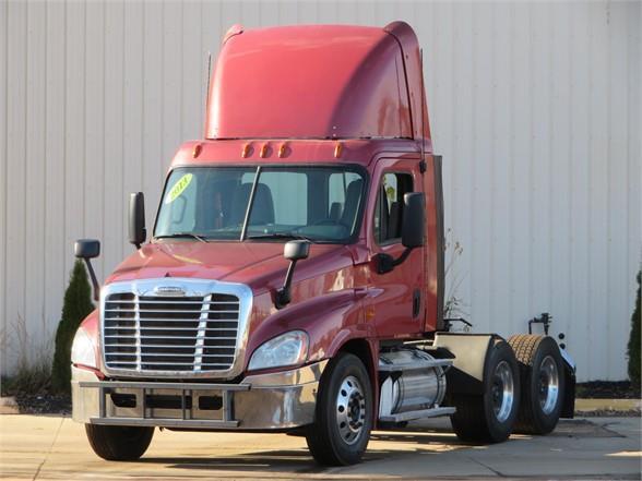 2013 Freightliner CASCADIA 125